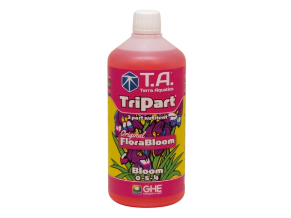 Terra Aquatica TriPart FloraBloom 1L