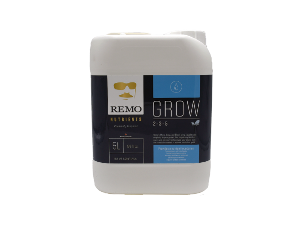 Remo Grow 5 liter
