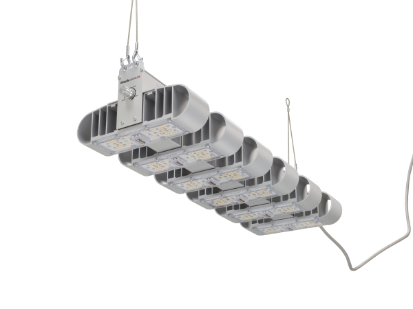 Shuttle 6 LED Dimbar 240W
