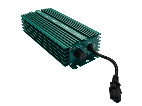 Adjusta-Watt ECO digital ballast 600w