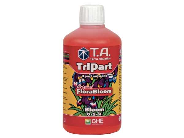 Terra Aquatica TriPart FloraBloom 0.5L