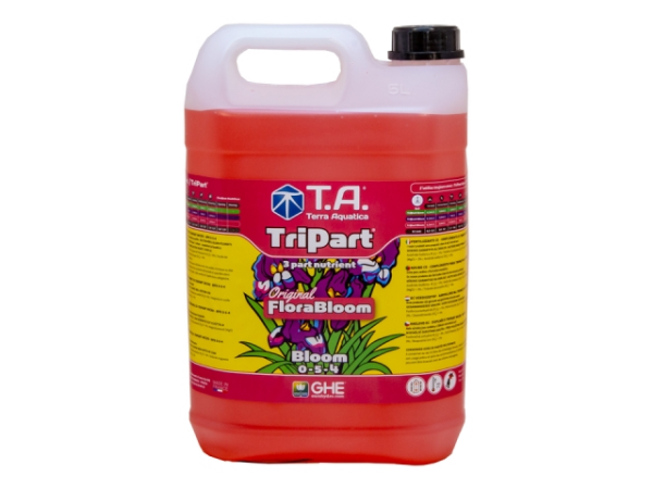 Terra Aquatica TriPart FloraBloom 5L
